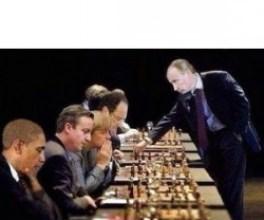 poutine joueur d'échecs