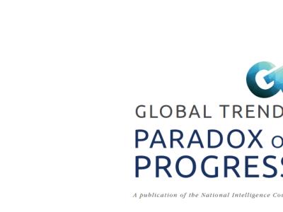 global trends, l'avenir du monde selon la CIA