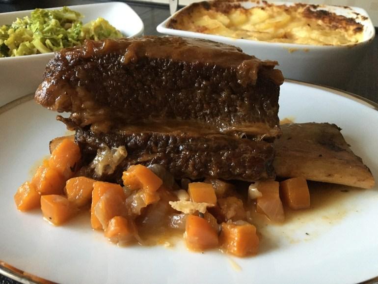 Braised short Rib of Beef