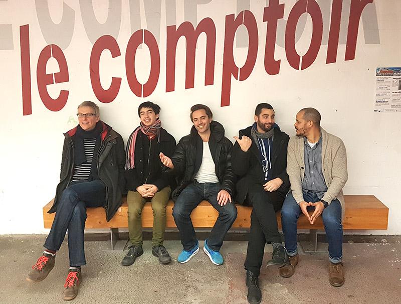 Fabrice Moreau Quintet
