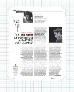 Fabrice Moreau Interview par Laure Albernhe