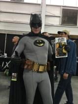 Batman seems to like Intertwined#1