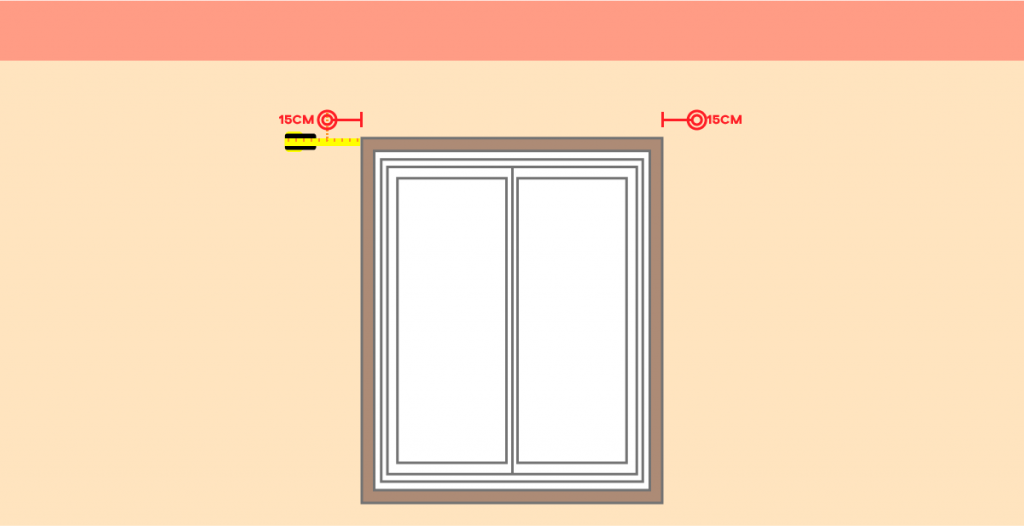 how to fit curtain poles free advice