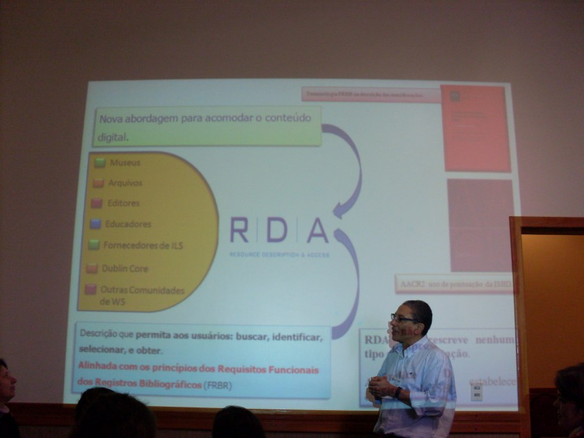 RDA e ISBD Consolidada - Fernando Modesto