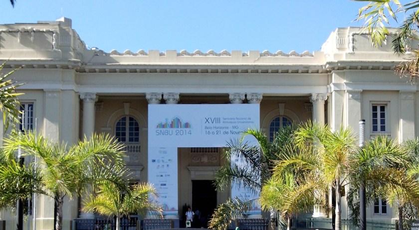 XVIII Seminário Nacional de Bibliotecas Universitárias (SNBU 2014)