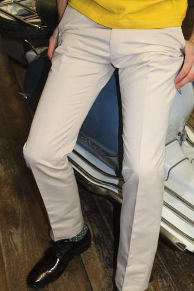 Sta-Press trousers