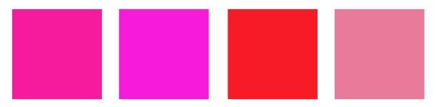 Deep Lip colours