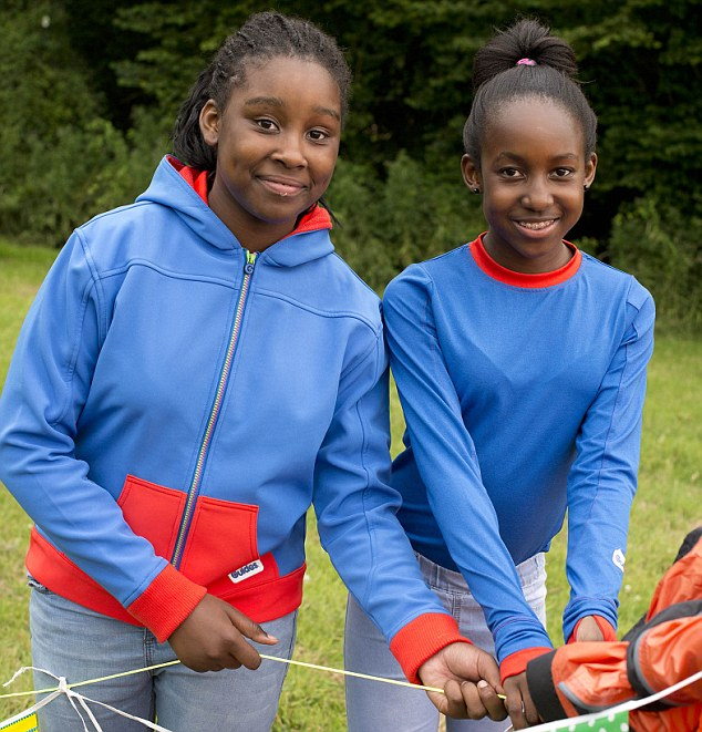 Being a Girl Guide – it's not all about the uniform