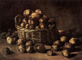Vincent Van Gogh Potatoes