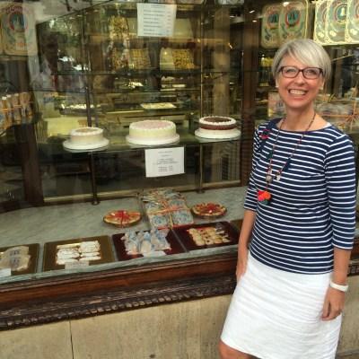Seville cake shop