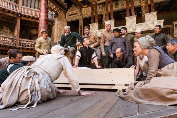 Julius Caesar at the Globe