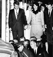 Jackie Kennedy, following the assignation of JFK