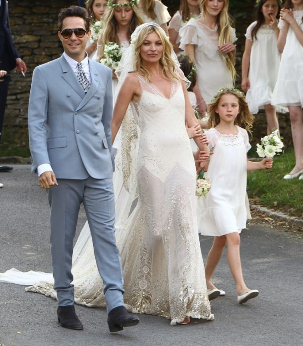 Kate Moss Jamie Hince wedding