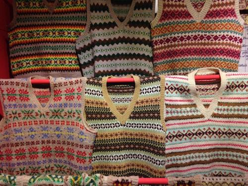 Fairisle sweaters