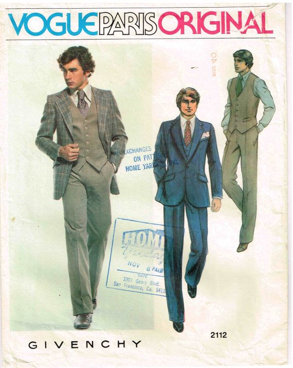 Men's style – choosing a good suit
