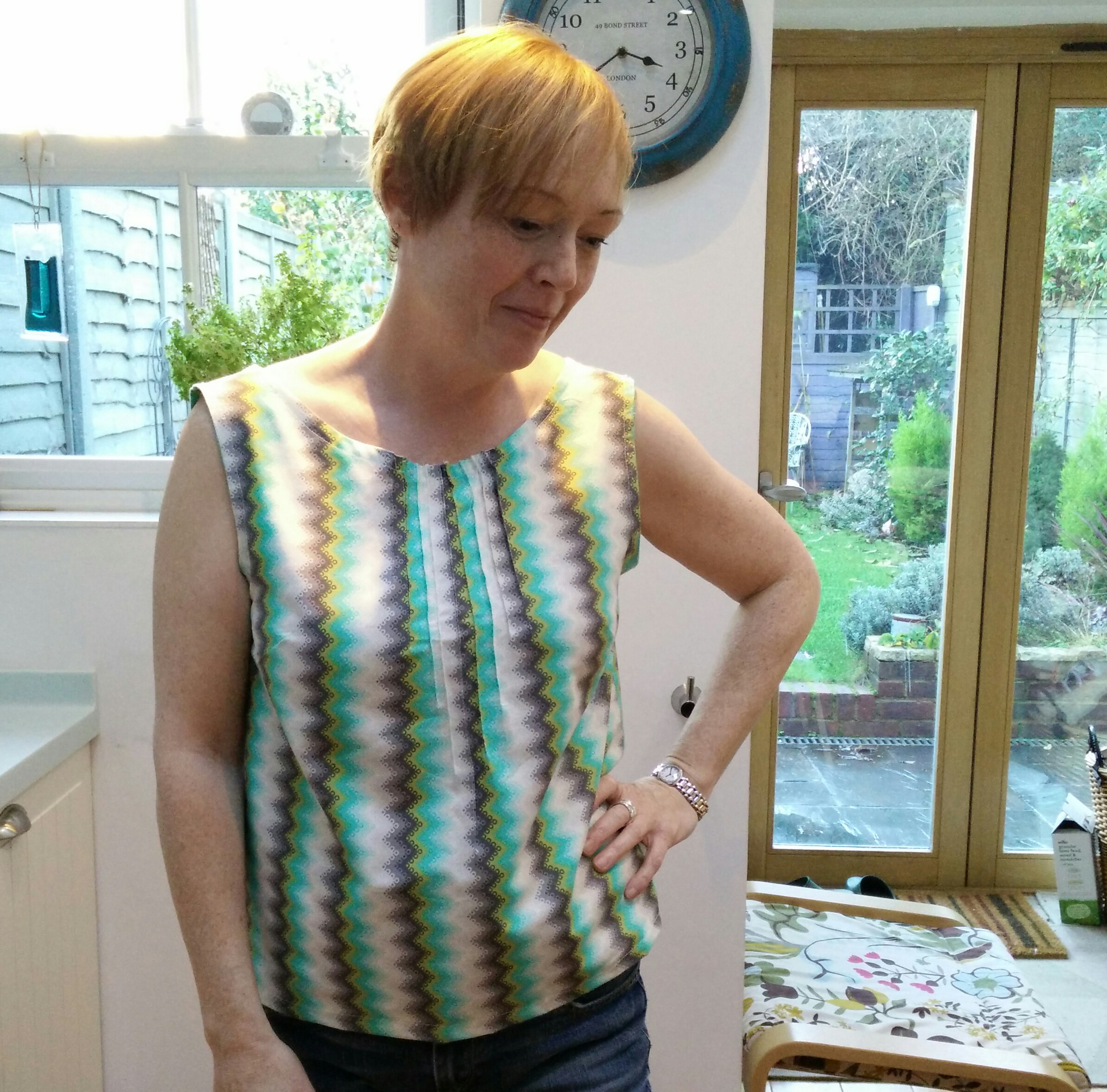 Guest blog – Dawn Eastmead starts to sew again!