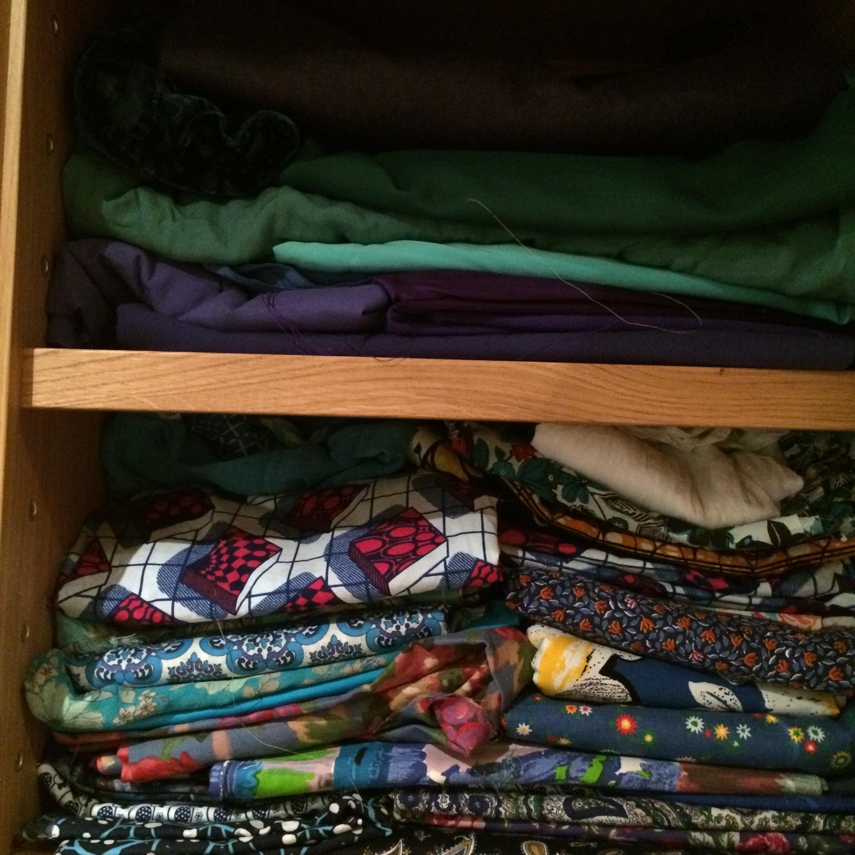 cloth cupboard