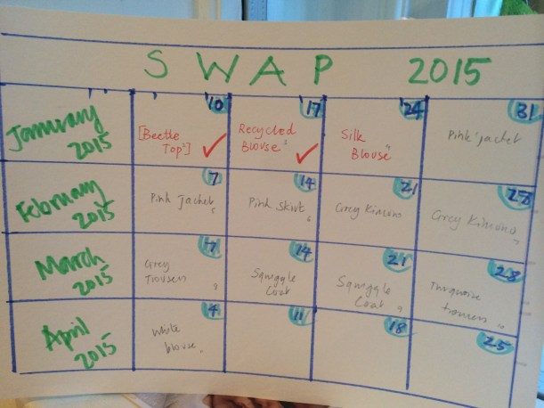 SWAP Project Plan
