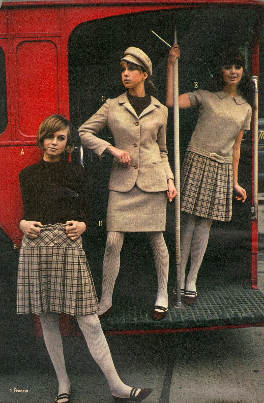 71fdfa7eba2c8 The Mini-skirt – considering Sixties style – Fabrickated