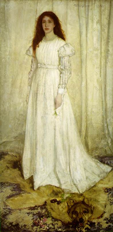 Whistler portrait