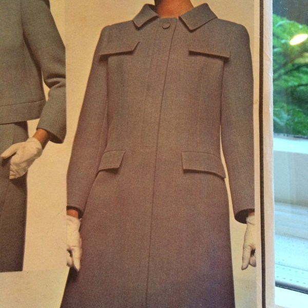 Vogue 1650 coat
