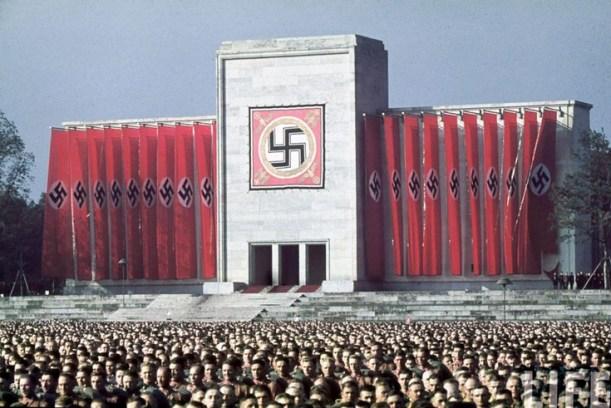 Nazi style