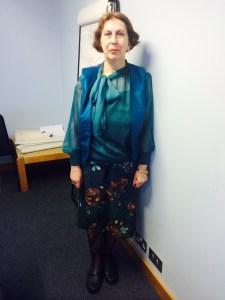 Dr Elena Rowland