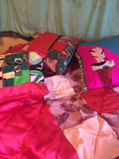 Elena's Bed
