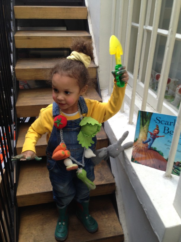 World Book Day Scarlette Beene