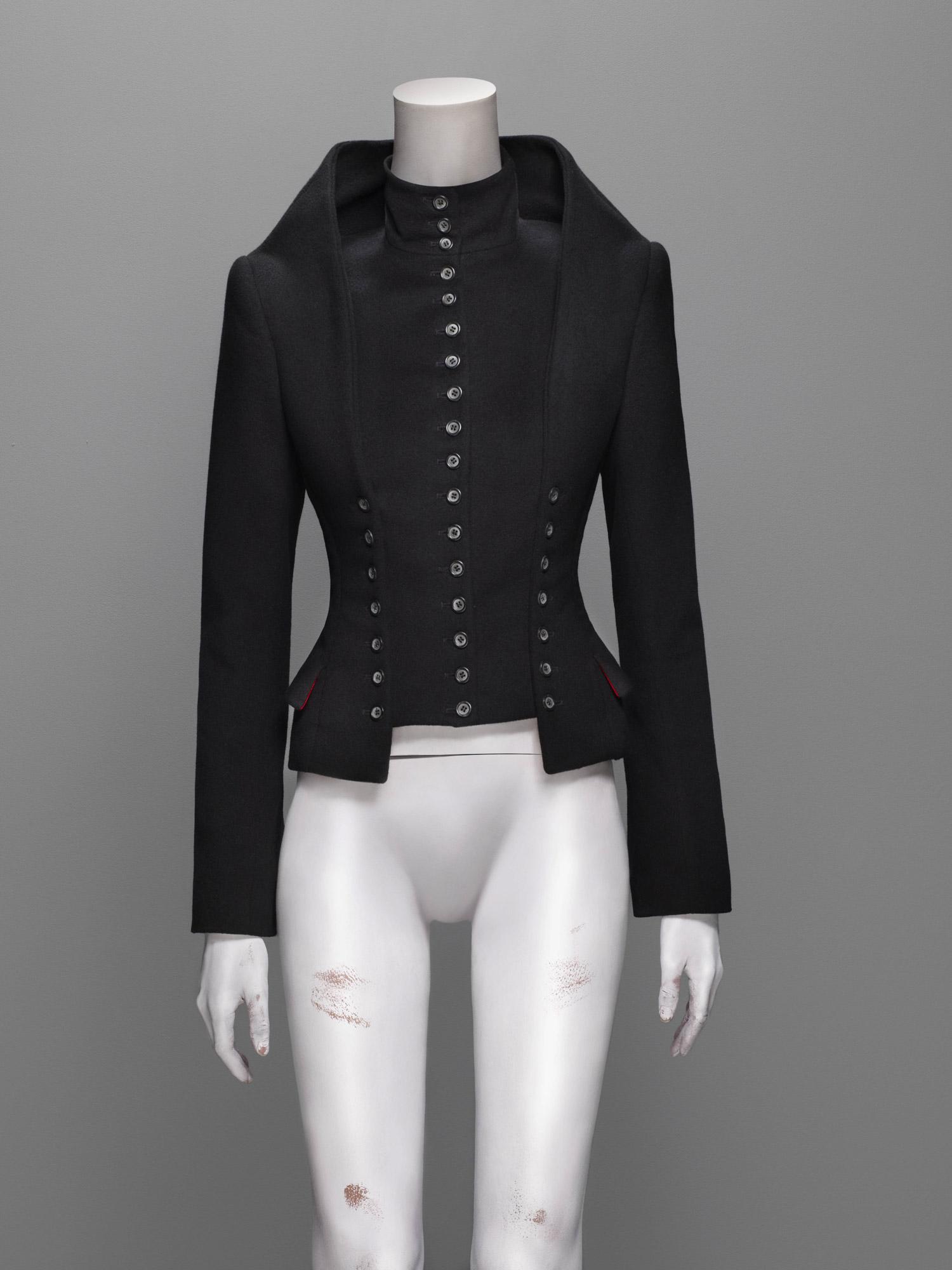 "Jacket with ""waistcoat"" McQ AW 1998/99"