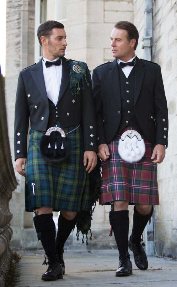 traditional kilt