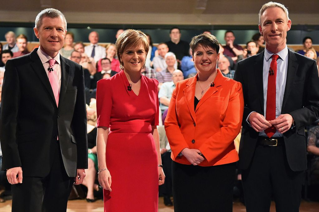 Scottish Leaders Debate