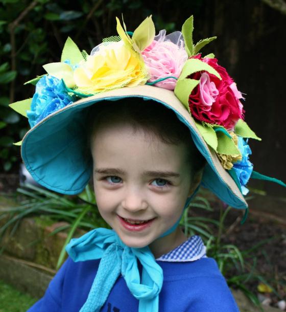 Toya's bonnet