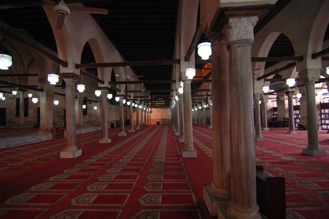 El Azhar mosque