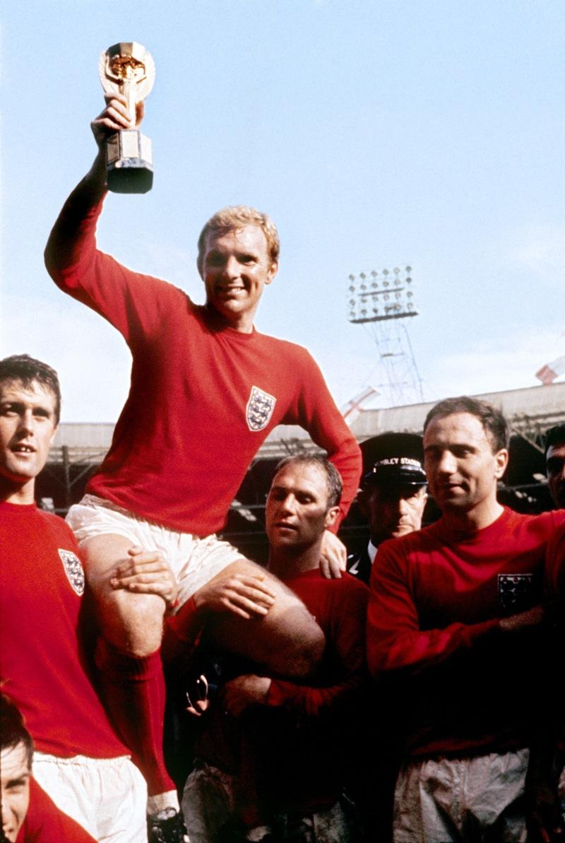 1966: England winners