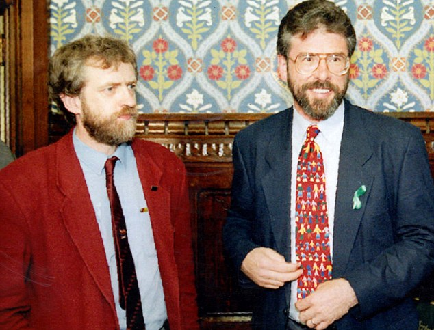 Red Jacket (with Sinn Fein)