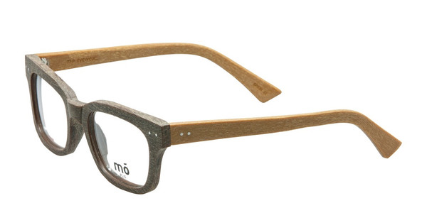 Mo spectacles - wood look