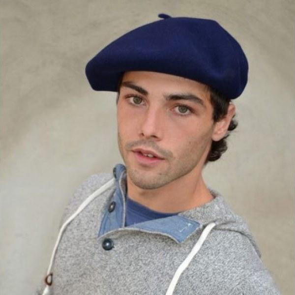 Basque style beret