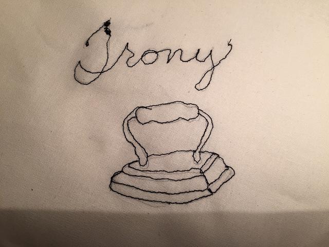 Irony of Ironing