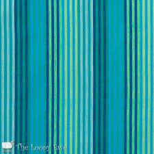 turquoise stripes