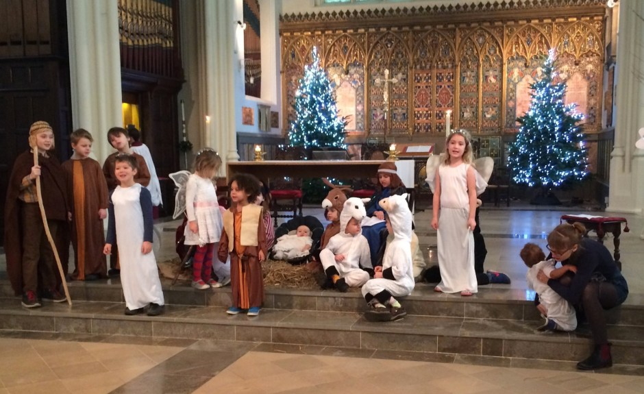 St John's Nativity Play 2015