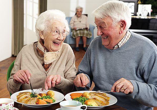 Older people A