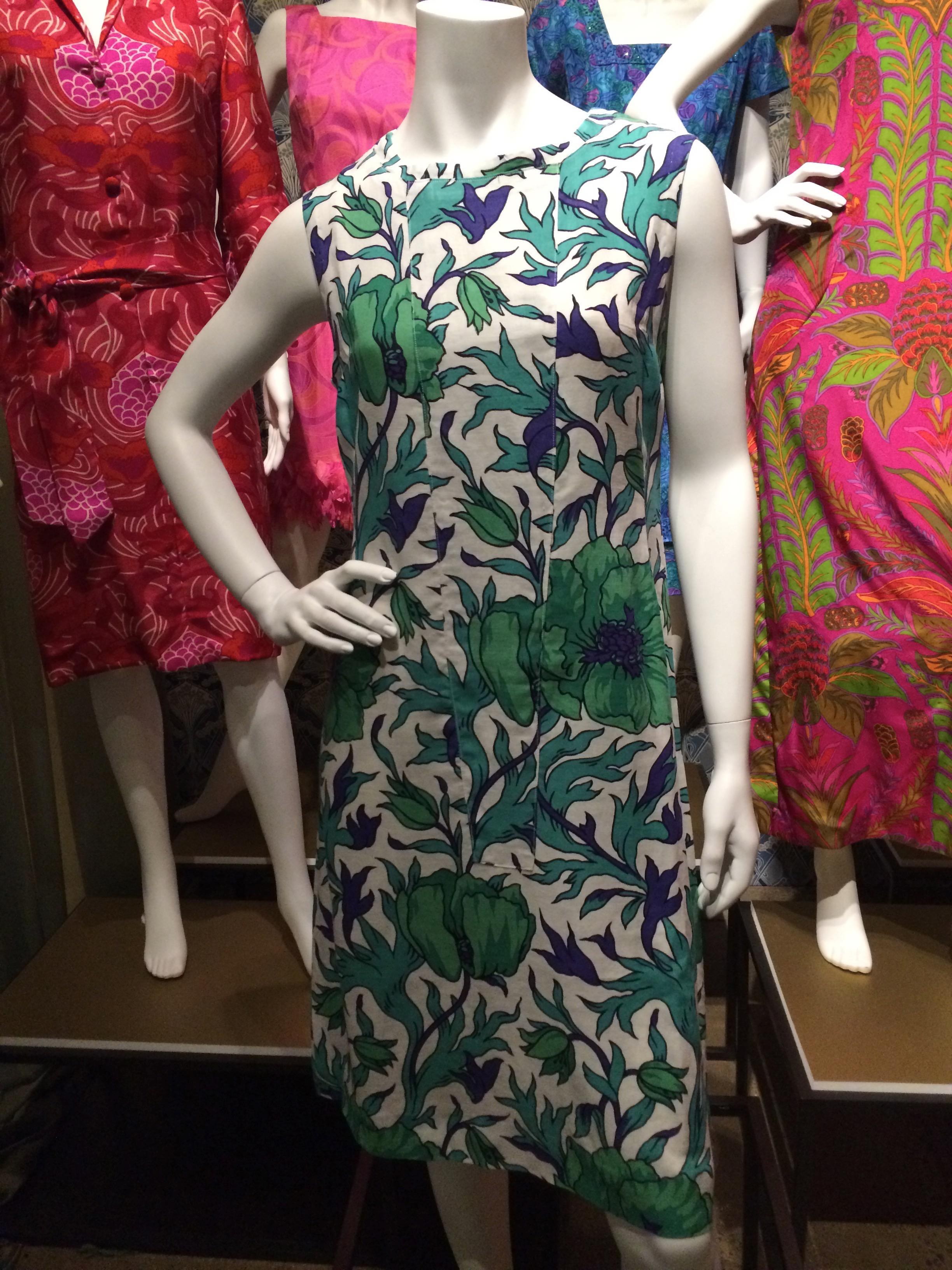 Liberty fashions 1960s