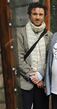 Heatherwick soft scarf and bag