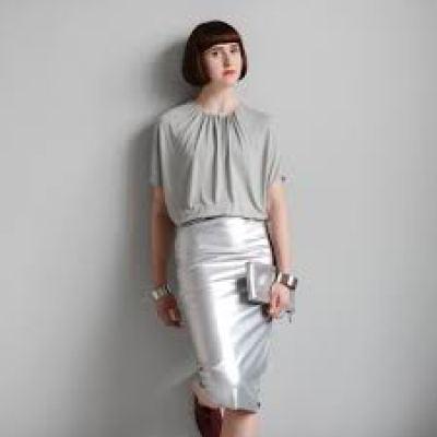 MA skirt, Ditto fabrics