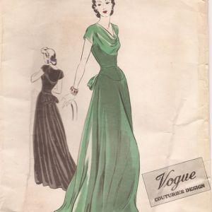 1940s cowl