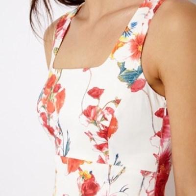 Karen Millen dress (close up)