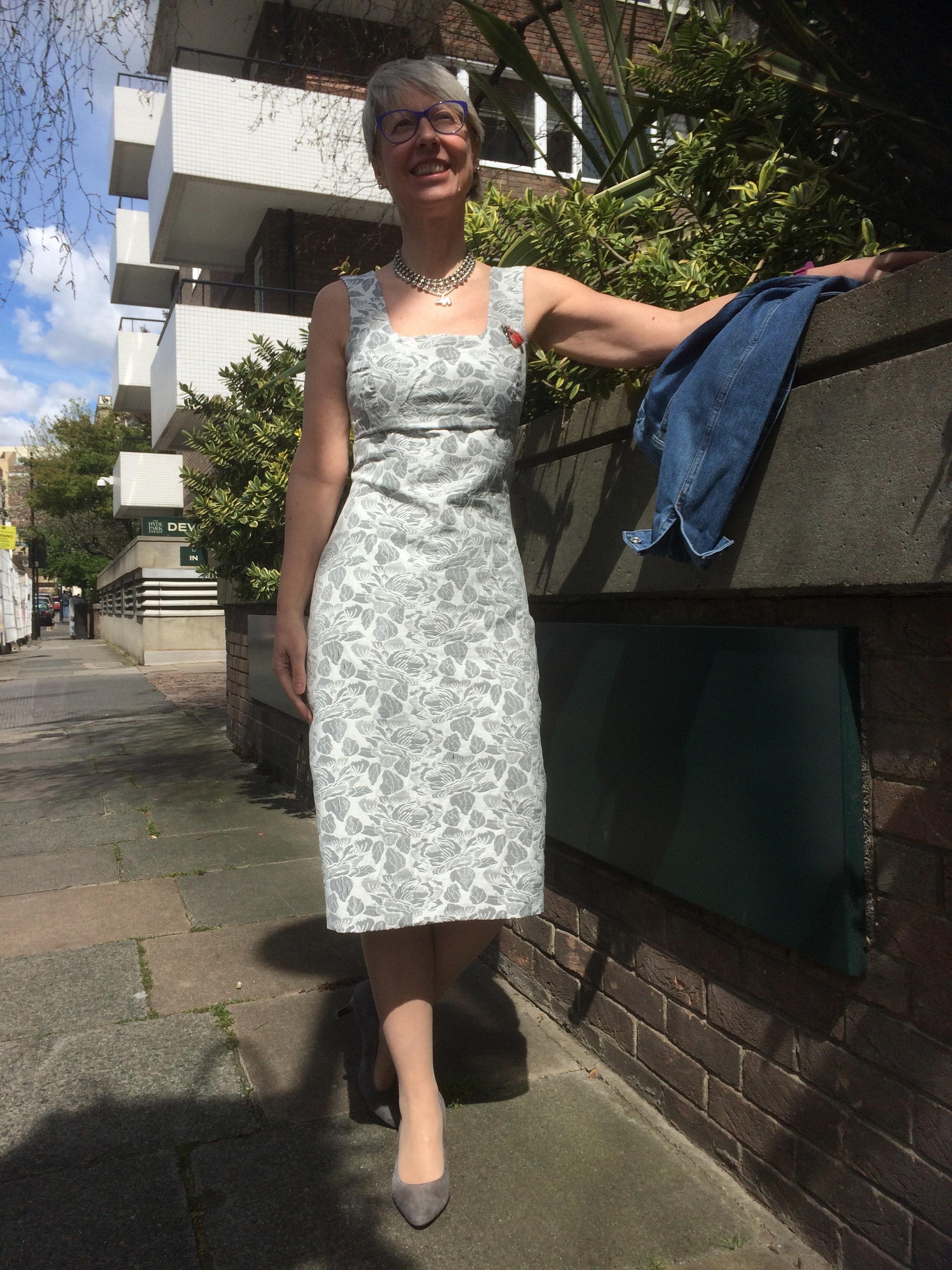 Princess bodice dress
