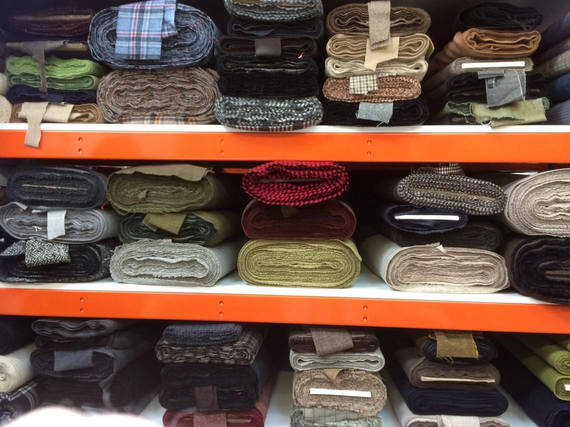 Fabric Shopping London