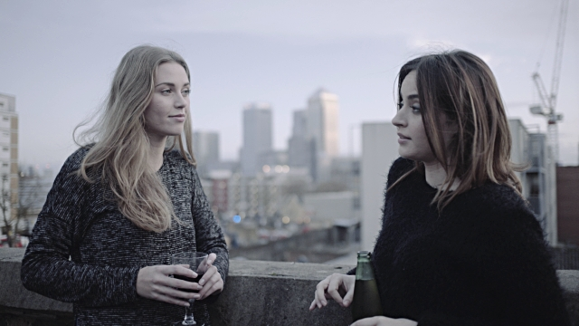 Long haired girls, London